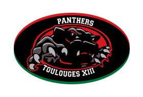 Toulouges Panthers XIII - Maillot Français